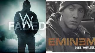 Faded x Lose Yourself Mashup ft. Alan Walker & Eminem (by CamDj)