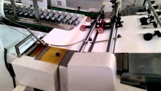 Maquina Formadora de cuerpo de Bolsas (Handbag forming machine) CHAMPION