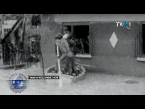 Inundaţiile devastatoare din mai 1970