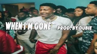 NBA Youngboy x Jaydayoungan - When I'm Gone (Prod  by Damier Dubie) | 2018