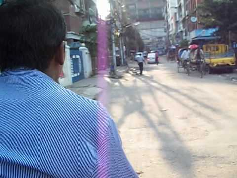 The Dhaka Rickshaw Experience (POV Video)