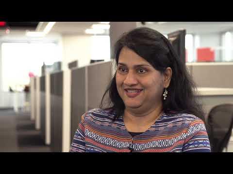 Careers at CWT: Amita