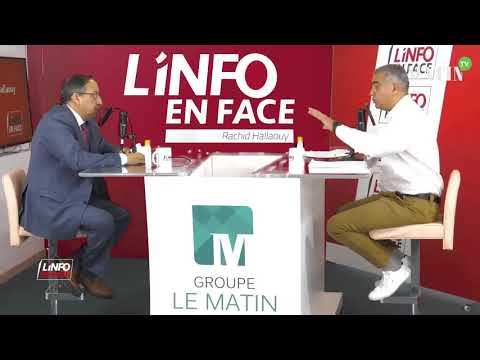 Video : L'Info en Face avec Dr. Said Afif