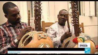 """A la découverte de la Kora véritable """"emblème de la culture mandingue"""" - AFRIQUE"""