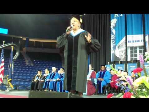 Hello Rivier Grads - 81st Commencement