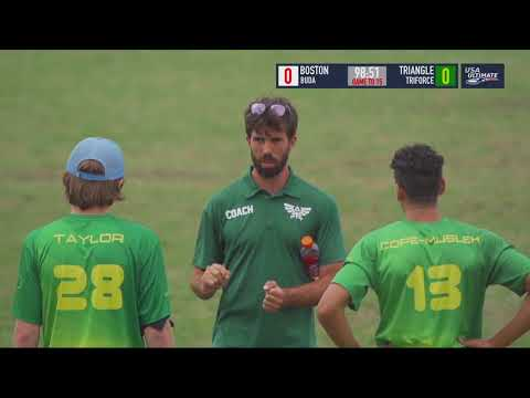 Video Thumbnail: 2018 U.S. Open Club Championships, YCC U-20 Boys' Quarterfinal: Boston BUDA vs. Triangle Triforce
