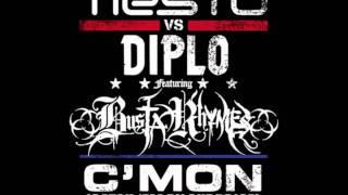 C`Mon - Tiesto vs Diplo featuring Busta Rhymes