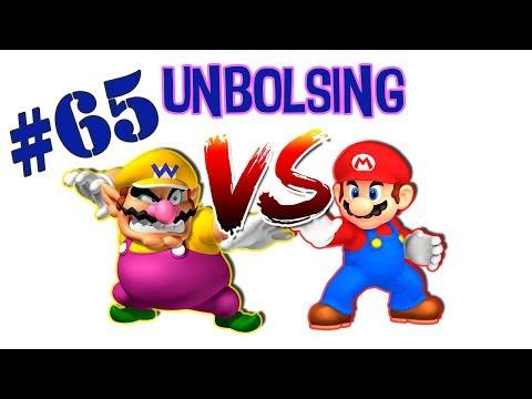 UNBOLSING 65 MARIO VS WARIO