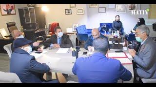Régularisation fiscale : La commission mixte des métiers de bouche et la DGI signent une convention