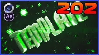 TOP 10 Intro Templates #202 Cinema4D & After Effects + Free Download
