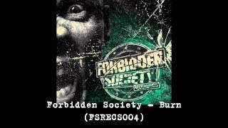 Forbidden Society Recordings 004 Promo Teaser