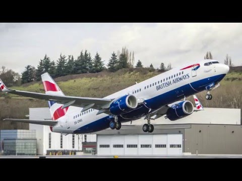 Implementation Flight - St Helena