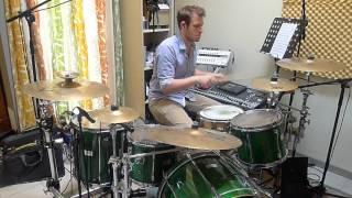 GDFR - Flo-Rida ft. Sage the Gemini, Lookas(Drum cover) - Jelath.O