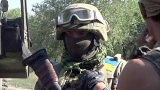Ukrayna'da isyancıların etrafındaki çember daralıyor