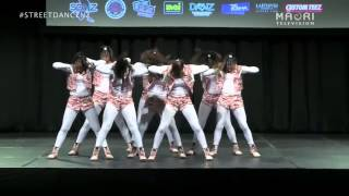 Sorority dance crew 2015