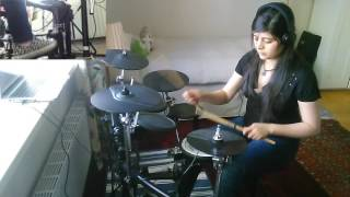 System of a Down - Revenga (Drum Cover)