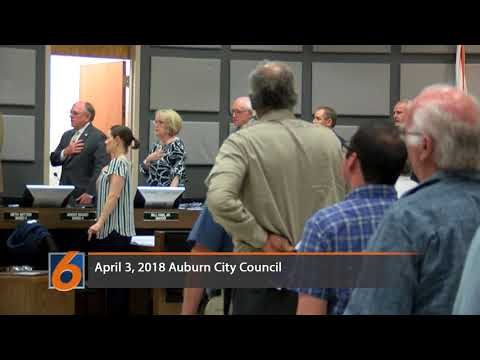Auburn City Council votes to increase height limits in downtown.