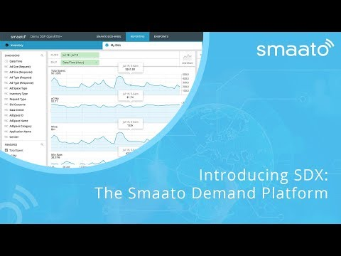 Introducing SDX: The Smaato Demand Platform