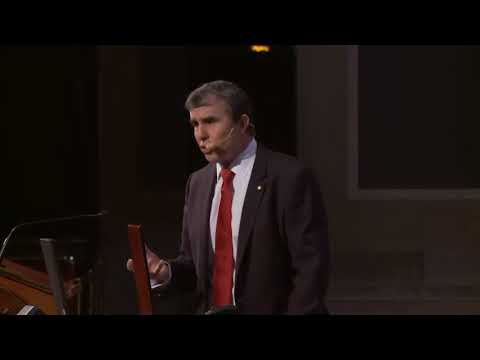 Nobel Laureate in chemistry Eric Betzig – Nobel Lectures in Uppsala 2014