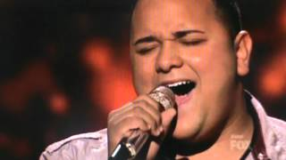 Jeremy Rosado - I Know You Won't - American Idol