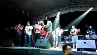 Un poquito de Los Choclok en el Festival del Papalote 2017