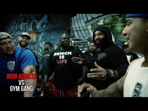 IRON ADDICTS Vs Gym Gang (OFFICIAL VERSION)
