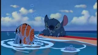Lilo & Stitch - Hawaiian Roller Coaster Ride (lyrics) [HD]