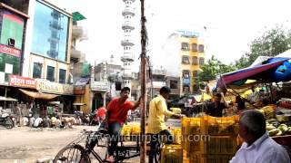 Chandpole bazaar in Jaipur, Rajasthan