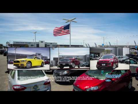"""Salinas Valley Ford - """"Black Friday Year End Event"""""""