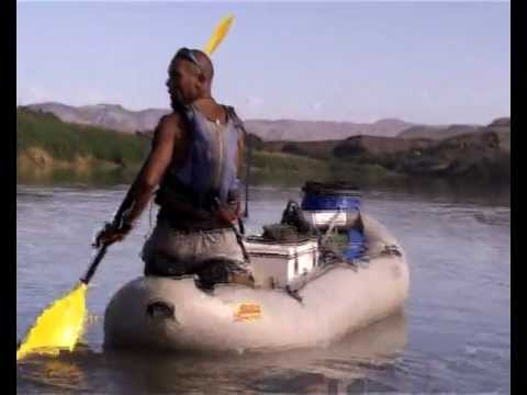 Rafting on the Orange River South Africa with Umkulu by Magister