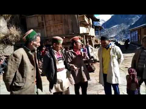 Opening A School For Underprivileged Children At A Village On The Verge Of Uttarkashi District Of Uttarakhand