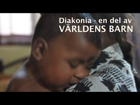 Diakonia: En del av Världens barn