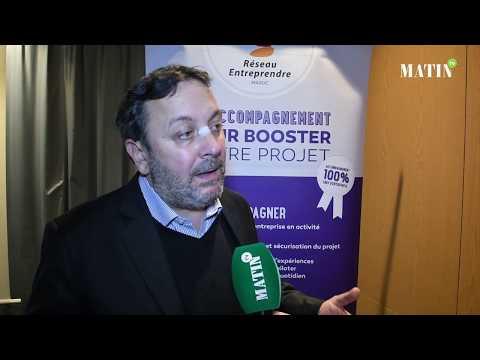 Video : Réseau Entreprendre Maroc : Accompagner les nouveaux entrepreneurs et créateurs vers le succès