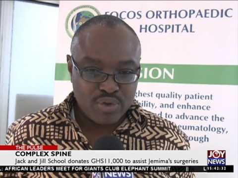 Complex Spine - The Pulse on Joy News (29-4-16)