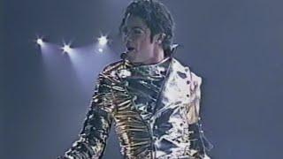 Michael Jackson - History Tour live in Kuala Lumpur 29.10.1996 - Scream (UNSEEN)