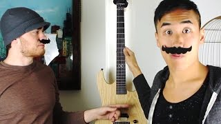 Guitar Insanity (w/ Andrew Huang)