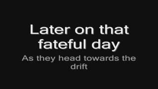 Sabaton - Rorke's Drift (lyrics) HD