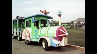 Video Institucional Parque Zonal Huiracocha - San Juan de Lurigancho