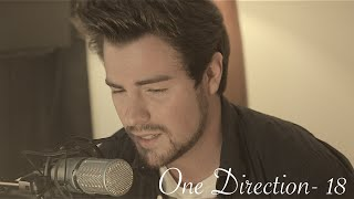 """One Direction  """"18"""" Official Music Video Kory Van Matre Cover"""