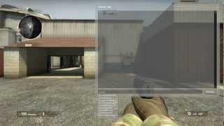 CS:GO 3 console steps to DOT crosshair