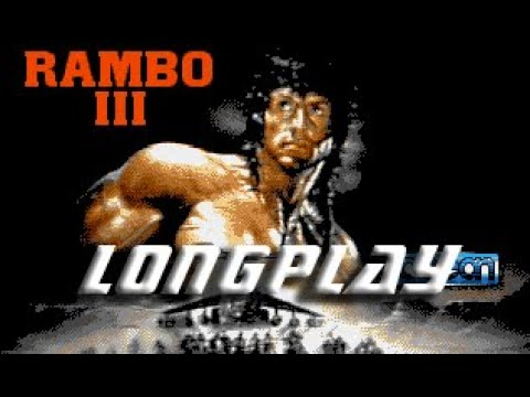 #199 Rambo III   Not Commented