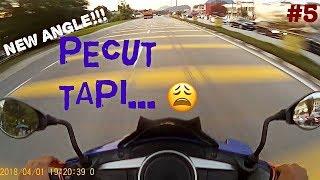 SPEC FZ PECUT TAPI...hmm  || Jumpa konvoi y15zr || #5