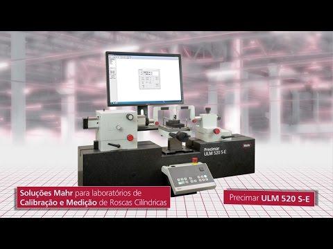 Precimar  ULM 520 S E  FI  cylindrcal thread ring gage  PT