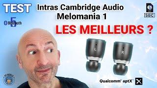 vidéo test Cambridge Audio Melomania 1 par PP World