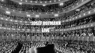 Josef Hofmann Live: Rachmaninoff, Prelude in G minor, Op. 23, No. 5