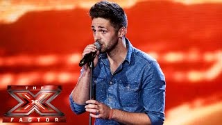 Ben Haenow sings Eagles' Hotel California | Boot Camp | The X Factor UK 2014