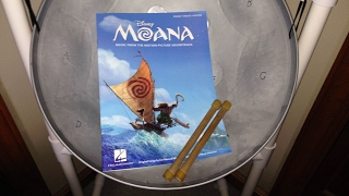 "MOANA - ""How Far I'll Go"" Steel Drum Cover"