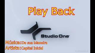 Da sua maneira ((PLAY BACK)) Capital Inicial