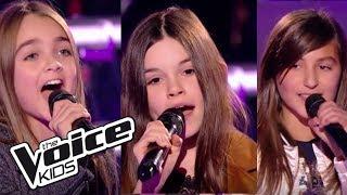 "Angelina / Lara / Éléa - ""Lost on you"" - (LP)  | The Voice Kids France 2017 | Battle"