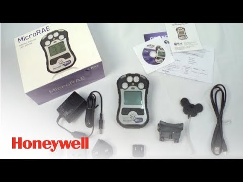 MicroRAE - Unboxing | How To Videos | Honeywell Safety